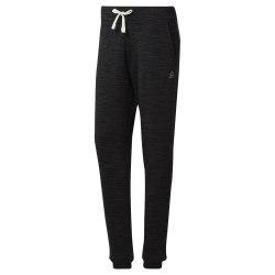 Брюки спортивные женские TE Marble Pant BLACK Reebok DU4931