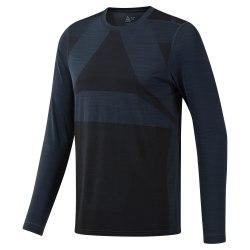 Компресионная футболка CBT AC VENT MELANGE BLUHIL Reebok DU4971