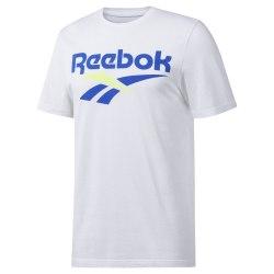 Футболка мужская CL V Tee WHITE Reebok DX3818
