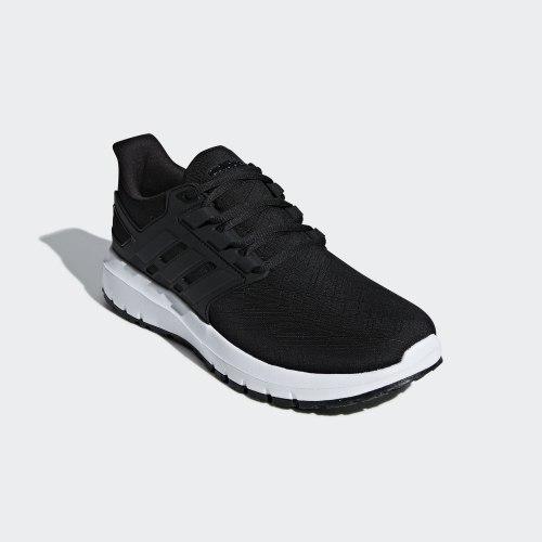 Кроссовки мужские для бега ENERGY CLOUD 2 CBLACK CBL Adidas B44758 (последний размер)