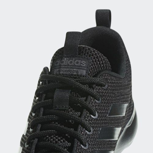 Кроссовки мужские для бега LITE RACER CLN CBLACK|CBL Adidas F34574 (последний размер)
