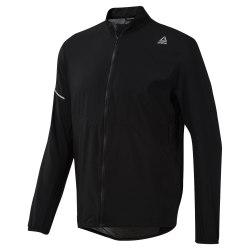 Олимпийка мужская RE WOVEN JKT BLACK Reebok DU4303