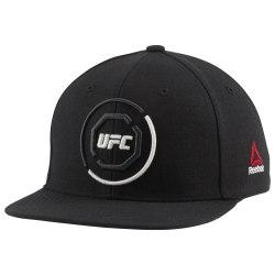 Кепка UFC FIGHT NIGHT CAP BLACK Reebok