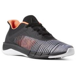 Кроссовки для фитнеса женские FAST TEMPO FLEXWEAV BLACK|WHIT Reebok CN6612 (последний размер)