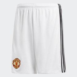 Детские шорты MUFC H SHO Y WHITE|BLAC Adidas AZ7579