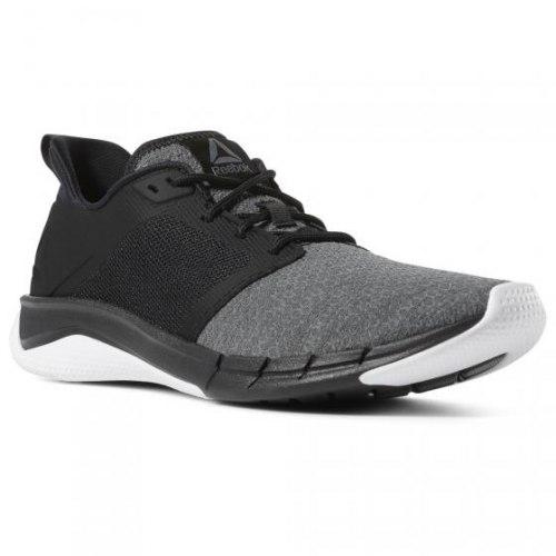 Кроссовки для бега мужские REEBOK PRINT RUN 3. LS-BLACK|T Reebok CN6232