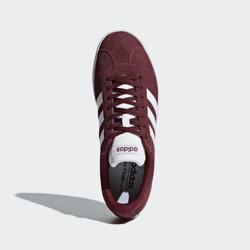 Кроссовки мужские повседневные VL COURT 2.0 CBURGU|FTW Adidas DA9855