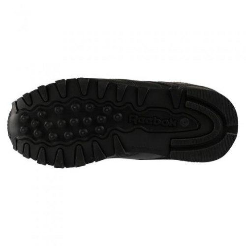 Кроссовки мужские CLASSIC LEATHER BLACK Reebok 50170 (последний размер)