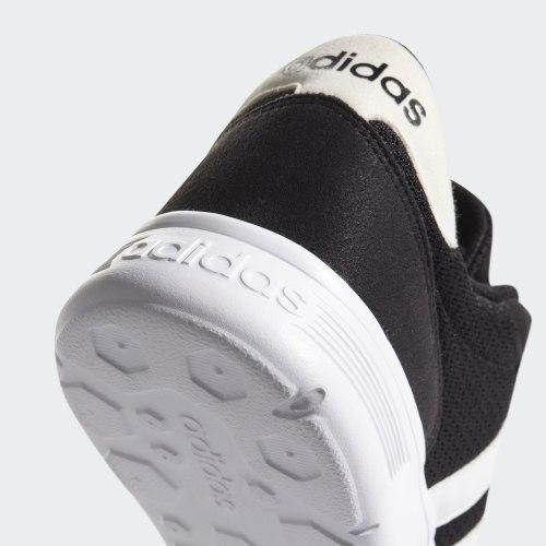 Кроссовки мужские повседневные LITE RACER CBLACK|FTW Adidas BB9774