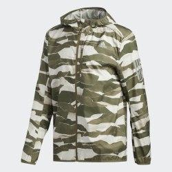 Мужская куртка OWN THE RUN JKT RAWWHT TRA Adidas DQ2546