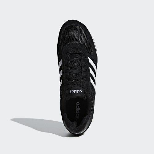 Кроссовки повседневные мужские 10K CBLACK|FTW Adidas F34457 (последний размер)