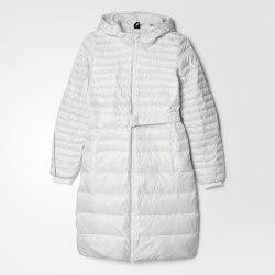 Женский пуховик TIMELESS D COAT CWHITE Adidas AZ5851