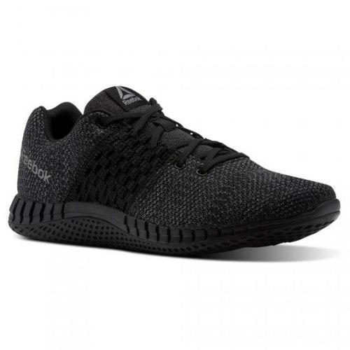 Кроссовки для бега мужские PRINT RUN ULTK BLK|COAL|D Reebok CN1113