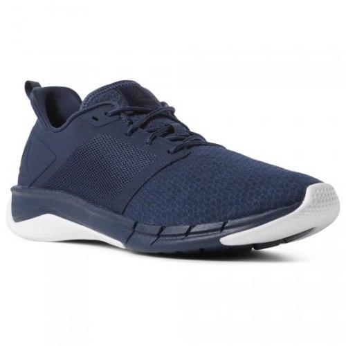 Кроссовки для бега мужские REEBOK PRINT RUN 3. LS-NAVY|CO Reebok CN6234
