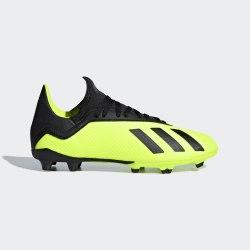 Бутсы детские X 18.3 FG J SYELLO CBL Adidas DB2418