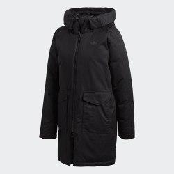 Женская парка DOWN PARKA BLACK Adidas DH4582