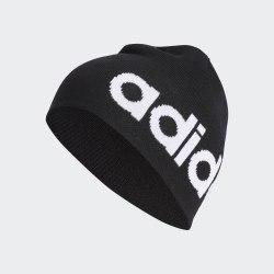Шапка DAILY BEANIE BLACK|WHIT Adidas DM6185