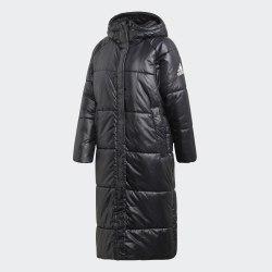 Женская парка W BIG BAFFLE LO BLACK Adidas DZ1486