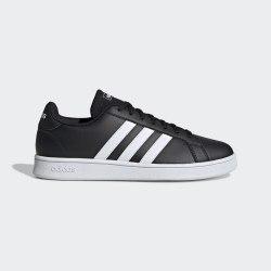 Кеды мужские GRAND COURT BASE CBLACK FTW Adidas EE7900 (последний размер)