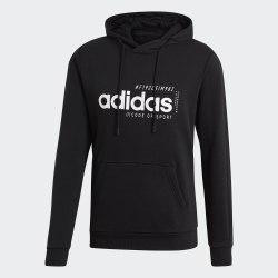 Мужское худи M BB HDY BLACK Adidas EI4622 (последний размер)