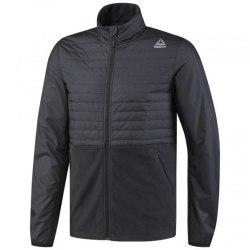 Мужская куртка OD CMB FLC JCKT BLACK Reebok BR0457 (последний размер)