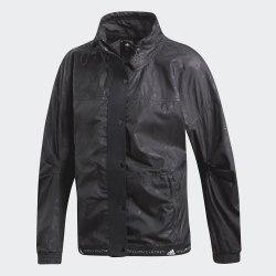 Женская ветровка RUN WIND JKT BLACK Adidas CZ9721 (последний размер)