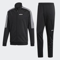 Мужской спортивный костюм SERE19 SUIT BLACK|WHIT Adidas DY3141