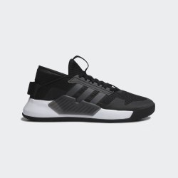 Кроссовки для тренировок женские BBALL90S CBLACK|GRE Adidas EF0593