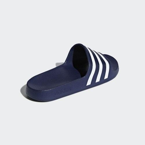Тапочки мужские ADILETTE AQUA DKBLUE|FTW Adidas F35542 (последний размер)