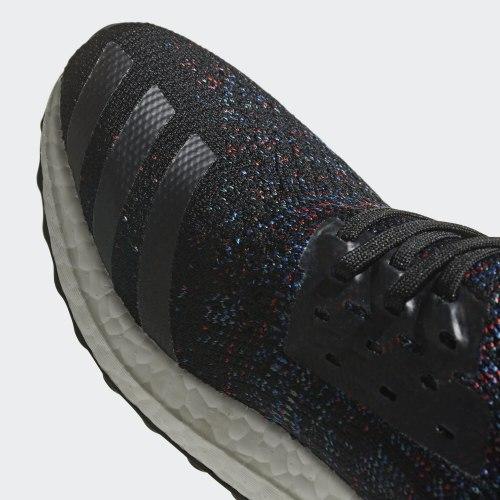 Кроссовки для бега мужские UltraBOOST Uncaged CBLACK|ACT Adidas B37692