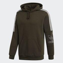 Мужское худи OUTLINE HOODY NGTCAR Adidas DH5780