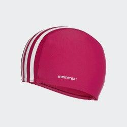 Детская плавательная шапочка INF CAP KIDS BOPINK WHI Adidas DN2493