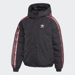 Женский пуховик SHORT DOWN BLACK Adidas FL0025