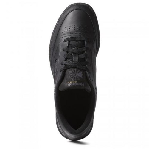 Кроссовки мужские CLUB C 85 BLACK|CHAR Reebok AR0454