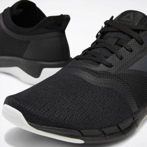 Кроссовки для бега мужские REEBOK PRINT RUN 3. BLACK|WHIT Reebok DV5488