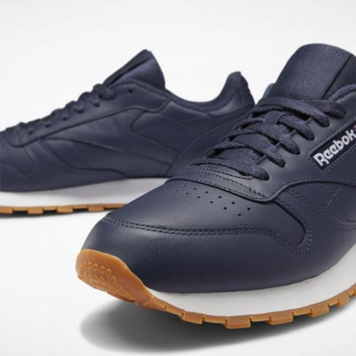 Кроссовки мужские CL LEATHER MU HERITAGE N Reebok DV7170