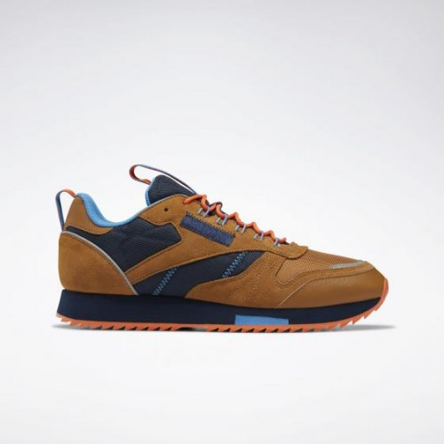 Кроссовки мужские CL LEATHER RIPPLE T WILBRW|CON Reebok EG8707