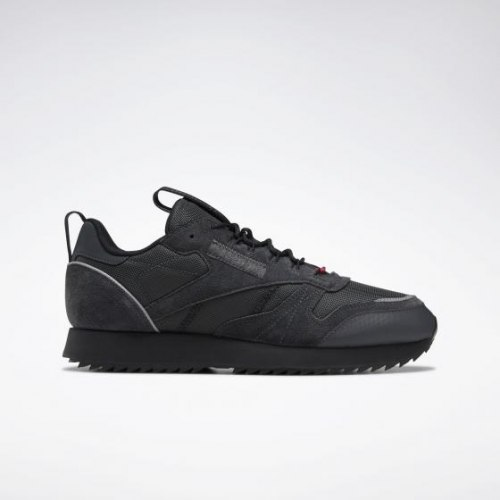 Кроссовки мужские CL LEATHER RIPPLE T TRGRY8|TRG Reebok EG8708
