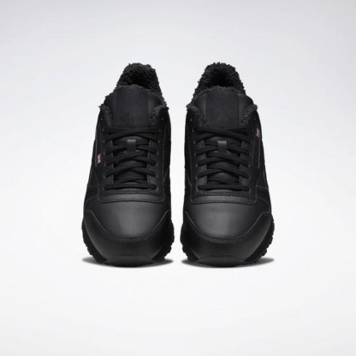 Кроссовки мужские CL LEATHER BLACK|NONE Reebok Classic EH2143
