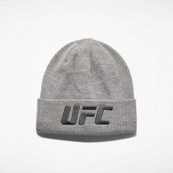 Шапка UFC BEANIE (LOGO) MGREYH Reebok EI0815