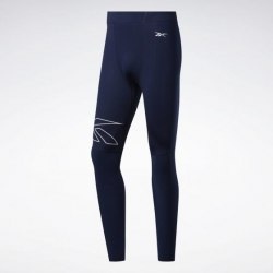 Мужские леггинсы UBF Comp Tight CONAVY Reebok FQ4386