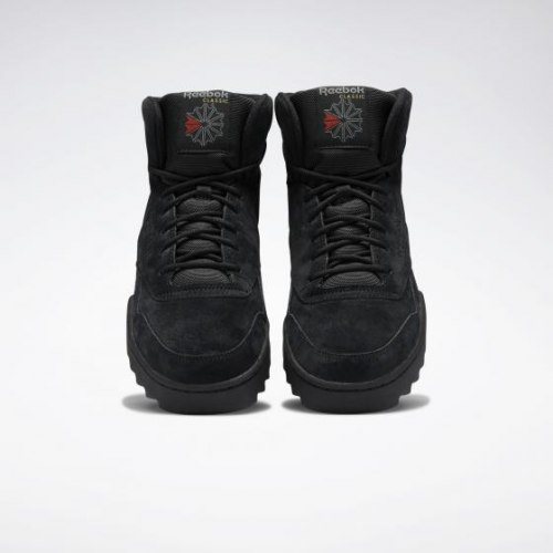 Кроссовки мужские высокие EXOFIT HI PLUS RIPP BLACK BLAC Reebok FU9124