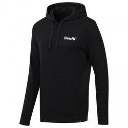 Мужская толстовка RC MOR Logo Hoodie BLACK Reebok DY8443