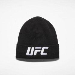 Шапка UFC BEANIE (LOGO) BLACK Reebok EI0814