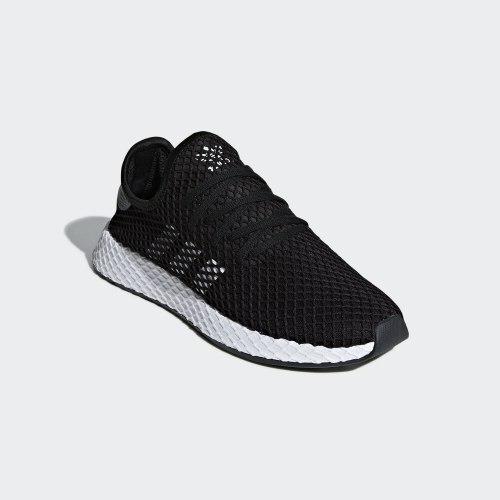 Кроссовки для бега мужские DEERUPT RUNNER CBLACK|FTW Adidas BD7890
