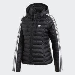 Женская куртка SLIM JACKET BLACK Adidas ED4784