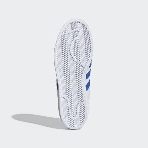Кроссовки мужские SUPERSTAR FTWWHT|BLU Adidas EE4474