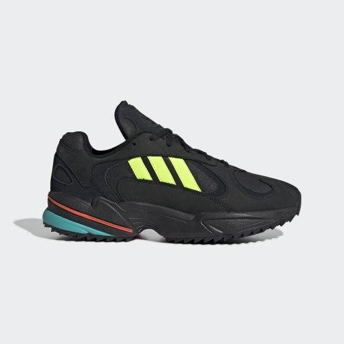 Кроссовки мужские YUNG-1 TRAIL CBLACK|SYE Adidas EE5321