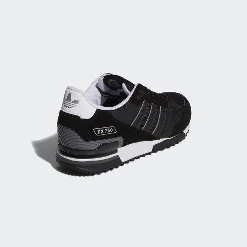 Кроссовки мужские ZX 750 CBLACK|GRE Adidas EE6585