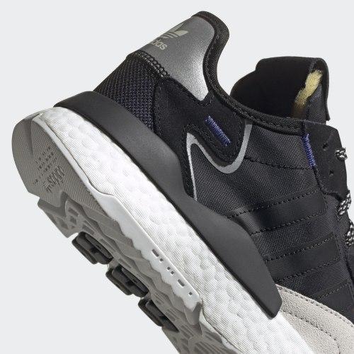 Кроссовки мужские NITE JOGGER CBLACK|CBL Adidas EF9419
